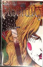 Poison Elves #6 VF+/NM- 1st Print Free UK P&P Sirius Entertainment Drew Hayes