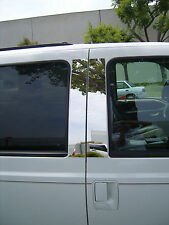 FORD EXCURSION SUV 2000 - 2005 4DR TFP Beveled PILLAR POST 4PC-KIT 1YR WARRANTY