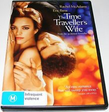 THE TIME TRAVELLERS WIFE--- (Dvd)