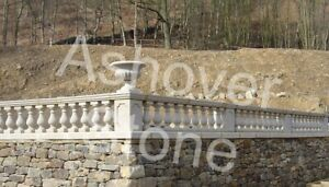 Stone Balustrade Balustrading from Ashover Stone