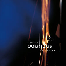 Bauhaus - Crackle: The Best of Bauhaus - NEW SEALED 2 LP on colored vinyl