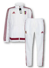 ADIDAS Herren Trainingsanzug Jogginganzug Sport Anzug Jacke + Hose Microfaser WR