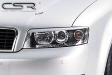 CSR Scheinwerferblenden Set Audi A4 Lim. + Avant (Typ 8E (B6), 00-06)