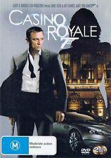 James Bond 007 CASINO ROYALE ( 2 Dvd ) DANIEL CRAIG ***