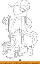 CHRYSLER OEM Pacifica Wiper Washer-Windshield Fluid-Reservoir Tank 68321418AA