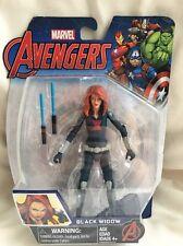 "Hasbro Marvel Avengers Black Widow 5.5"" Toy Figure"