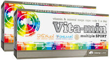 Olimp Vita-min Multiple Sport Multi Vitamin & Minerals Supplements RM 1st Class 60 Caps