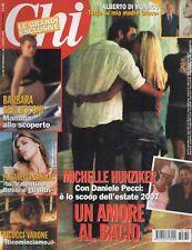 Chi 2007 30.MICHELLE HUNZIKER-DANIELE PECCI,MARIA CALLAS,GRACE KELLY-ALBERTO II