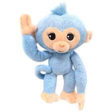 Fingerlings Monkey Blue Glitter Plush Stuffed Toy Gift Boys Girls Kids Licensed