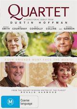 Quartet (DVD, 2013)