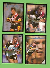 1995  PERTH WESTERN REDS  EXTREME RUGBY LEAGUE CARDS