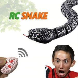 Snake Toy With  Remote Control  Gadgets Toy Gift For Children  Play Funny Gadget