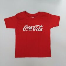 Coca-Cola Children's Tee T-Shirt (Small) - Youth Child