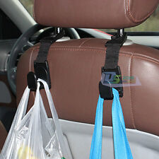 Auto Car Vehicle Accessories Car Seat Bag Grocery Hanger Hook Holder Organizer
