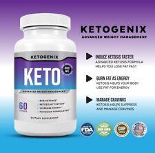 Ketogenix Keto Pills 360 Slim Advanced Weight Loss Diet Keto Burn VIP 800mg