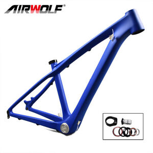 Airwolf Carbon Mountain Bike Frame BB92 OEM Bicycle Frames 26er 14inch