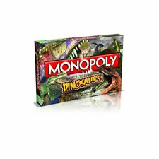 Monopoly - Dinosaurs Monopoly Junior Board Game - 024365
