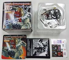 Just Toys World's Smallest Transformers Dinorobots Flamethrower  DINOBOT SLAG