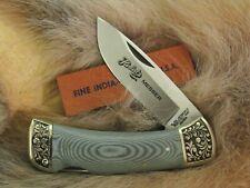 Herbertz Messer knife & Fine Stone Unused