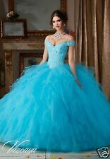 Hot Quinceanera Dress Formal Prom Party Pageant Ball Dress Bridal Wedding Gown