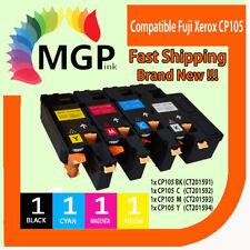 4 Toner Cartridges Set for FUJI XEROX CP105B CP205B CP205W CM205 CM205FW PRINTER