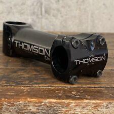 "Thomson Elite 130mm Stem 5 Degree 1 1/8"" Black Vintage Road MTB 25.4mm USA U1"