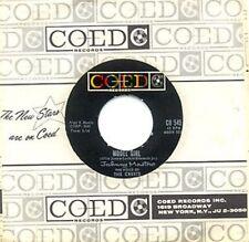 JOHNNY MAESTRO - MODEL GIRL - COED 45 - 1961