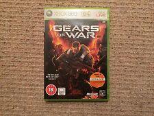Gears OF WAR-XBOX 360 no istruzioni REGNO UNITO PAL