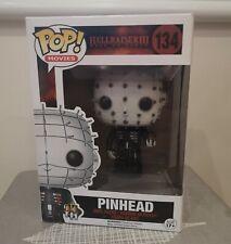Pinhead 134 Funko Pop Vinyl Figure Movies Horror Hellraiser 3