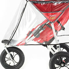 Out n About Nipper 360 Double V2 Buggy/Pram/Pushchair Raincover (Rain Cover)