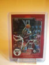 Michael Jordan 1996-97 Stadium Club Finest Reprint Star Rookie  #101