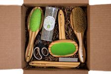 Long Hair Cat Brush Box Combo - Meowy Janes - Cat Brush Set - Cat Grooming
