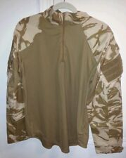 British Desert DPM Under Body Armor Combat Shirt UBACS  - SMALL