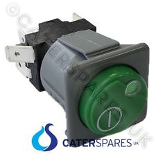 Comenda 130460 On/Off Latching Green Button Switch Lav Lbr Lbc Rold Glasswasher