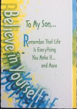 Inspirational Cards From Blue Mountain RRP £3.10 (AA) SON