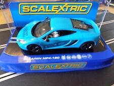 Scalextric C3332 McLaren MP4-12C Nuevo En Caja