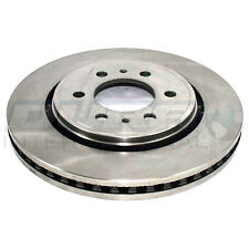 1 Parts Master Front Disc Brake Rotor 126433 Driver Passenger Left or Right hand