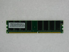 1GB PC2100 DDR 266MHz LOW DENSITY MEMORY Dell Dimension 2400 4400 4500