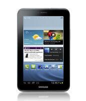 """Samsung Galaxy Tab 2 7.0"""" Wi-Fi 8GB - Titanium Silver (GT-P3113TSYXAR)"""