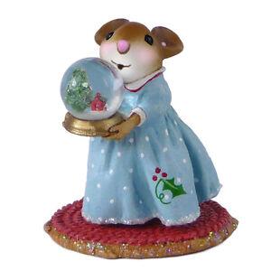 Wee Forest Folk Miniature Figurine M-515 - My Little Snow Globe
