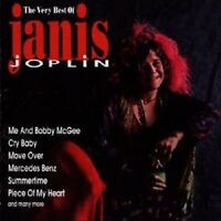 "JANIS JOPLIN ""THE VERY BEST OF JANIS JOPLIN"" CD NEUWARE"