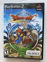 PlayStation 2 Dragon Quest VIII: Journey of the Cursed King - Complete