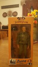 1999 The Three Stooges 7 Inch LARRY Action Figure ARMY RIFLE HARD HAT 19 yrs old