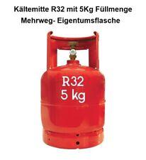 Kältemittel R32 Mehrwegflasche/Eigentumsflasche mit 5Kg Füllmenge