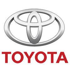Genuine Toyota Deflector Dust 41252-42013