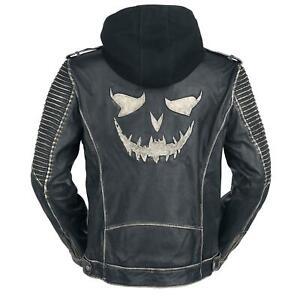 Suicide Squad New 'The Killing Jacket' Joker Real Leather Jacket