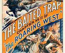 THE ROARING WEST, 15 CHAPTER SERIAL, 1935