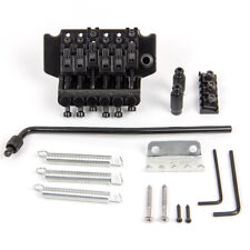 Floyd Rose Pats Licensed Tremolo Bridge Black for Electric Guitar Parts