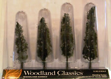 "Woodland Scenics Woodland Classics Tr3561 4 - 6"" Standing Timber 4 Pk"