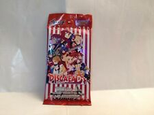 Japanese Weiss Schwarz Disgaea D2 Extra Booster pack sealed
